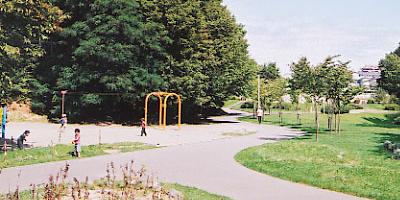 公園 青葉 中央