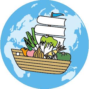 味の箱舟イメージ図