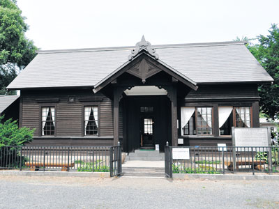 Shinkotoni Tondenhei Headquarters