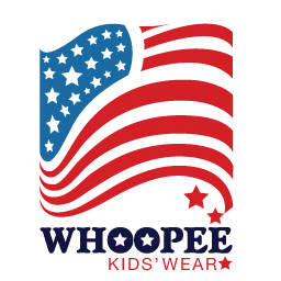 KIDS'WEARWHOOPEEロゴ