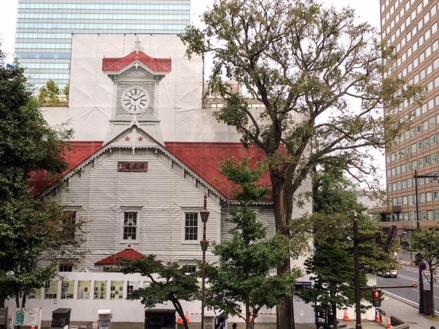 台 札幌 時計